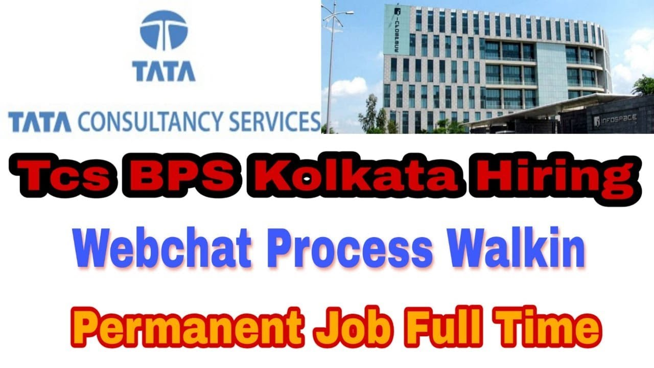 What is web chat process in tcs