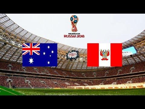Cara Nonton Live Streaming Australia Vs Peru Lewat HP Via Telkomsel, Indosat Dan XL, Pukul 21.00 WIB