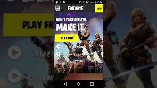 How to get fortnite on android