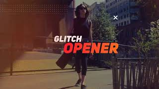 Urban Opener - After Effects Template