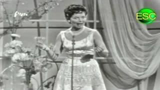 ESC 1958 10 - Switzerland - Lys Assia - Giorgio