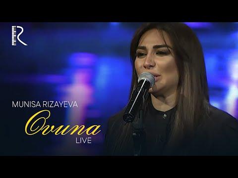 Munisa Rizaeva - Ovuna (live version)