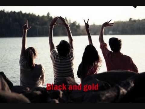 Ellie Goulding- Black and Gold Lyrics