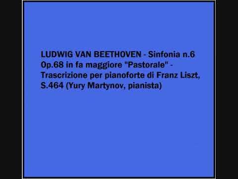 Trascrizione di Liszt della sinfonia n.6 di Beethoven