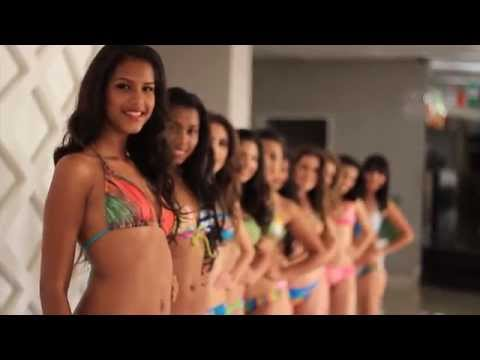 PhotoShooting Miss Teen Fashion Look Beach 2014