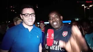 Arsenal 2-0 Lazio | Whats The Difference Between Unai Emery & Arsene Wenger? (Swedish Fans Roundup)