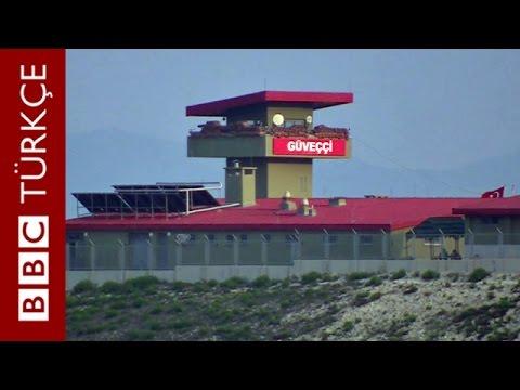 Batılı savaşçıların Suriye'ye geçiş noktası Türkiye - BBC TÜRKÇE