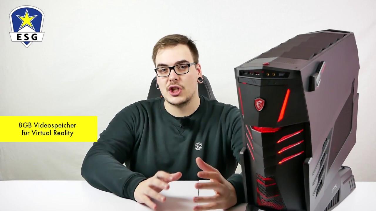 Gaming Desktop Pc Darauf Musst Du Beim Kauf Achten Youtube