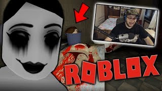 DON'T EVER LOOK THIS 😱 MOSTRO - DEAD SILENCE (horreur) - ROBLOX gameplay ITA 😱