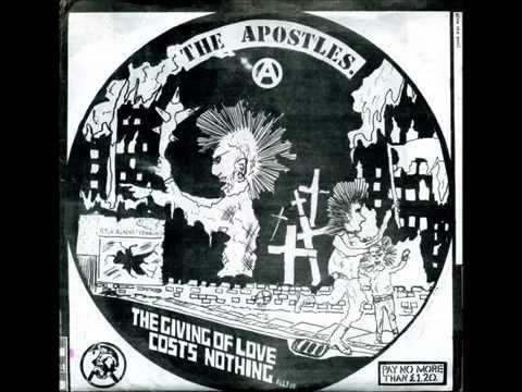 The Apostles - Scum Records - 1984