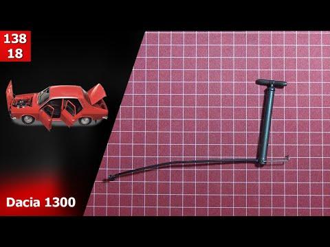 Dacia 1300 #138 Pompa