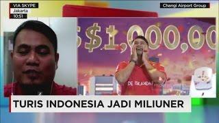 Nyata! Cerita Turis Indonesia Mendadak Jadi Miliuner
