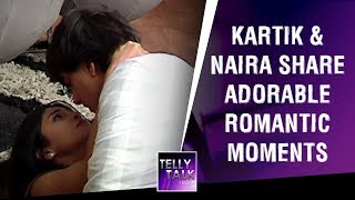Kartik & Naira share adorable romantic moments | Yeh Rishta Kya Kehlata Hai