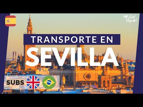 Transporte En SEVILLA - Cómo Moverse | España (2019)