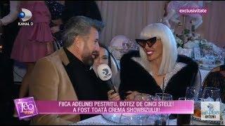 Teo Show (12.11.2018) - Fiica Adelinei Pestritu, botez de 5 stele! A fost toata crema showbizului!