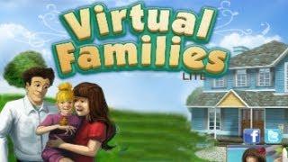Virtual Families Lite - iPhone Gameplay Video