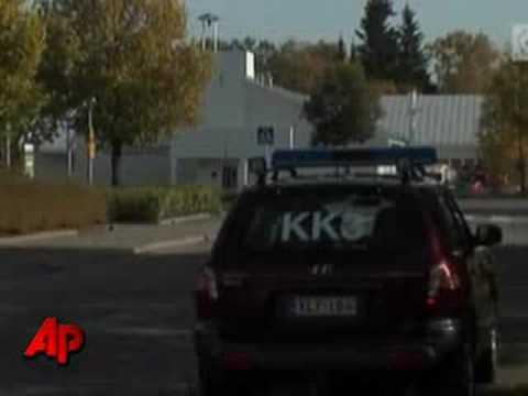 Gunman Opens Fire At Finnish School, 10 Dead