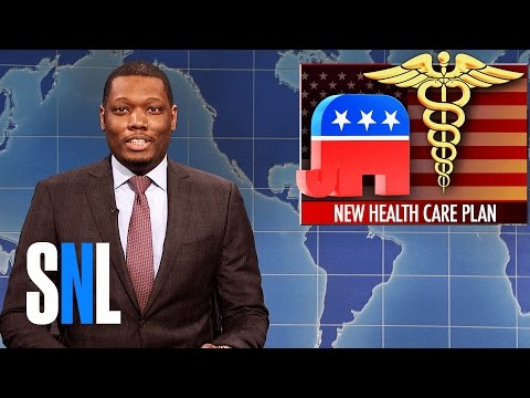 Thumbnail: Weekend Update on Trumpcare - SNL