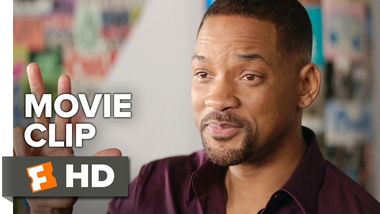 Collateral Beauty Movie CLIP - What is Your Why? (2016) - Will Smith Movie - YouTube