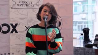 JOOX x Palladium「 Groovy Saturday: J. Arie 雷琛瑜唱〈你死我活(Acoustic Version) 〉」