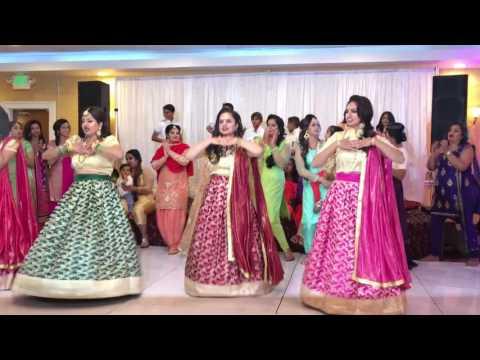 Sunny's Jaago/Sangeet Performance