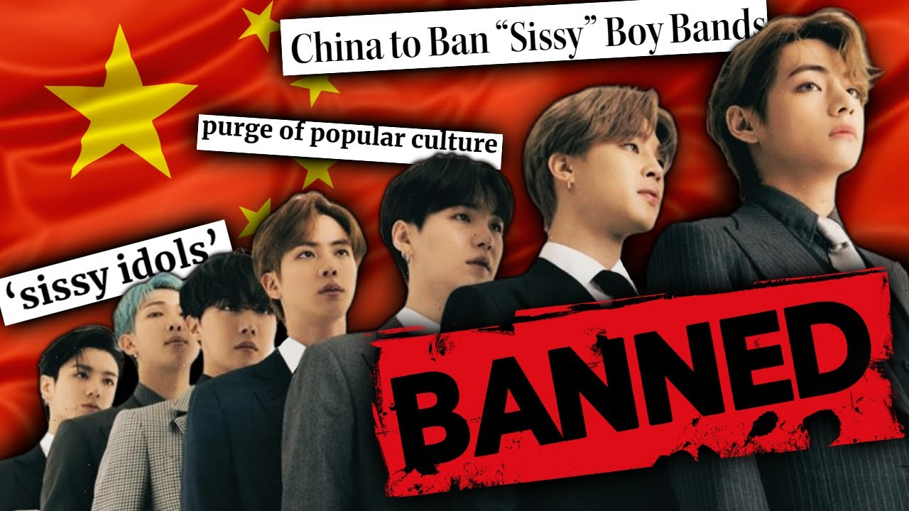 Download Kpop Idols Banned from China for Being TOO PRETTY!?