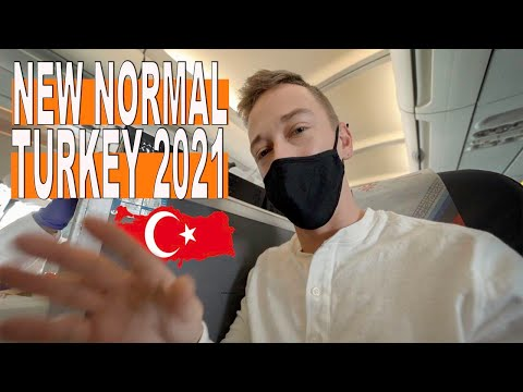 Flight to TURKEY during Covid 🇹🇷 EUROPE Travel Restrictions