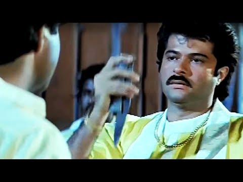 Anil Kapoor, Tezaab - Action Scene 3/20 (k)