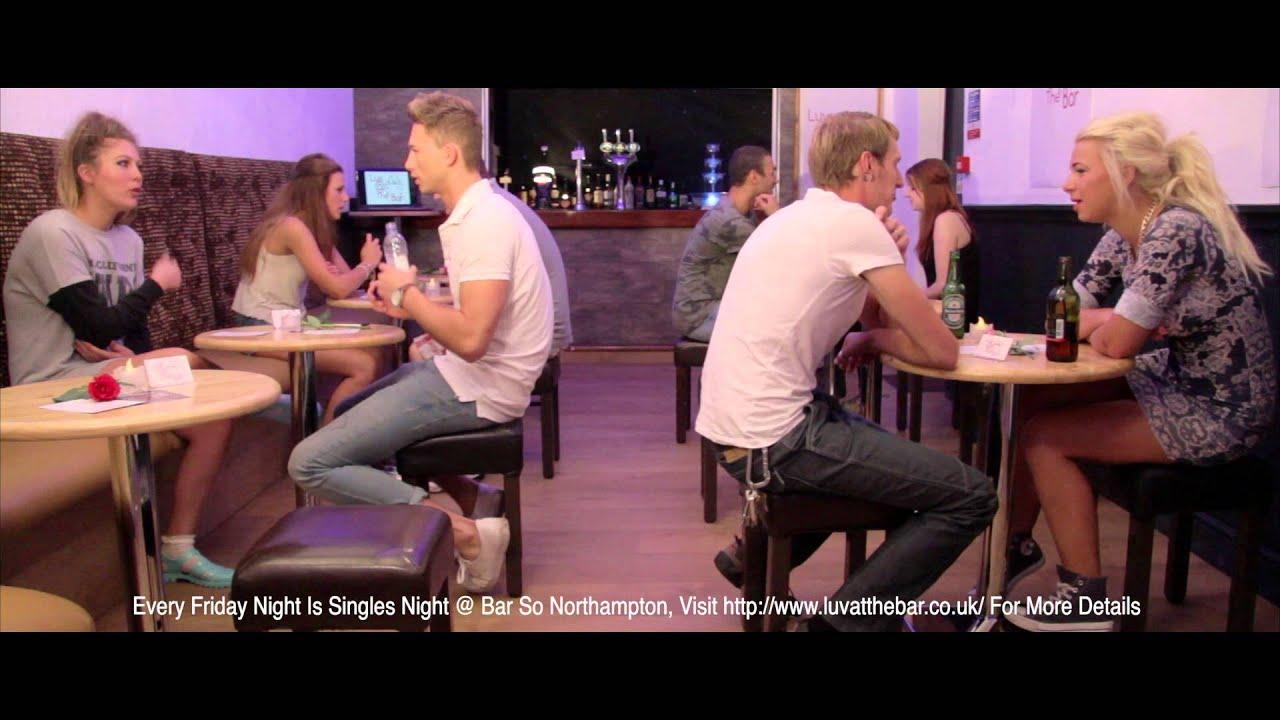 Bar so northampton singles night