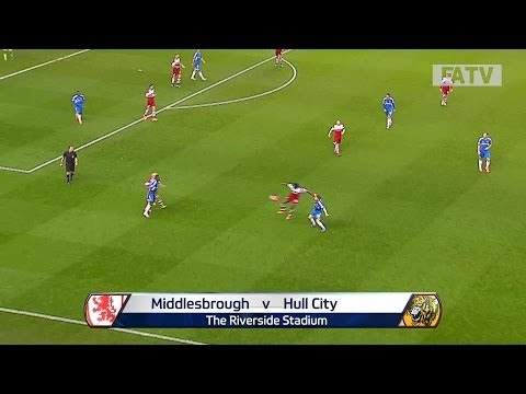 MIDDLESBROUGH vs HULL CITY 0-2: Official Goals & Highlights FA Cup Third Round