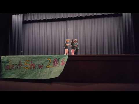 Casa Grande Middle School Talent Show 2016