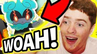 ¡El personal del Pokemon del proyecto me dio este Pokemon inédito! (Roblox Pokemon)