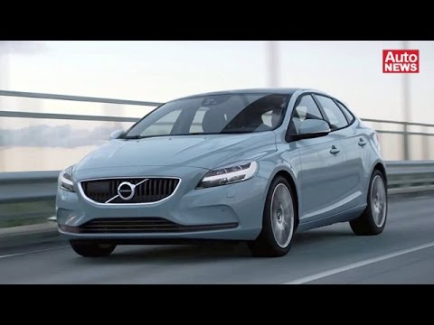 volvo v40 facelift premiere 2016 youtube. Black Bedroom Furniture Sets. Home Design Ideas
