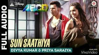 Sun Saathiya | Disney's ABCD 2 | Varun & Shrddha