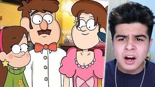 Dipper ve Mabel'ın Ebeveynleri Kimler ? - (Esrarengiz Kasaba Teorisi)