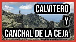 Techos Provinciales Salamanca : Canchal De La Ceja 2428 M  Caceres : Calvitero 2400 M