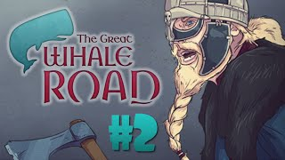 The Great Whale Road Gameplay - PIRATE BATTLE! (The Great Whale Road Game Review/Preview - Part 2)