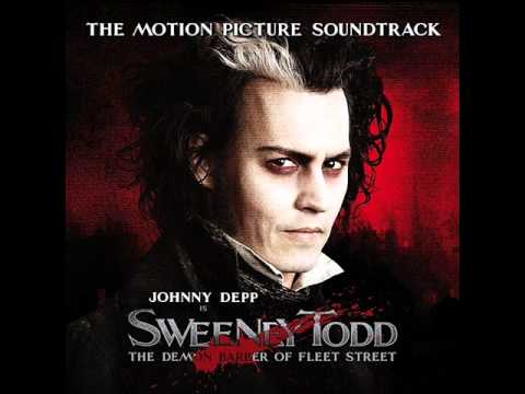 Sweeney Todd Soundtrack- 18 By the Sea