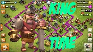 Clash of Clans еп.15: Barb King Power