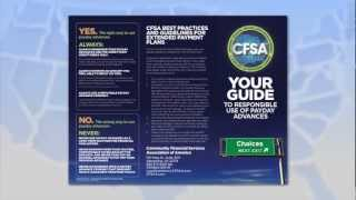 CFSA Education Video Series: Best Practice No. 1 (Full Disclosure)