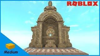 ROBLOX STUDIO SPEED BUILD / Ancient Fountain