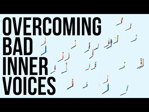 Overcoming Bad Inner Voices - YouTube