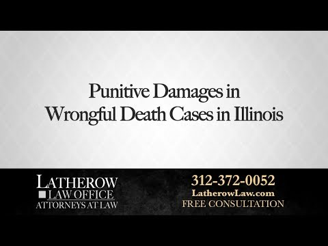 Do Illinois Wrongful Death Cases Allow Punitive Damages? Our Chicago Injury Lawyer Explains