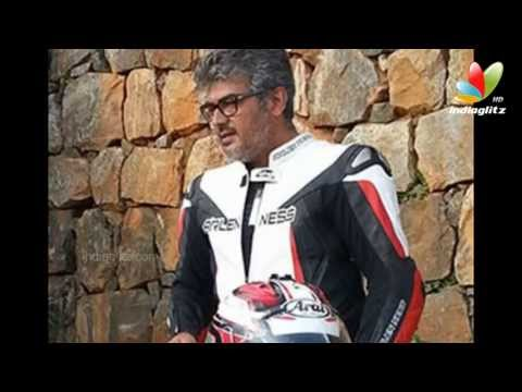 Ajith travels from Pune to Chennai on bike to create public awareness | Hot Tamil Cinema News