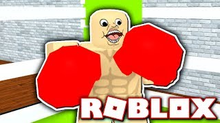 THE STRONGEST BOXER IN ROBLOX!! (Boxing Simulator)