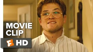Eddie the Eagle Movie CLIP - I'm Going to be an Olympic Ski Jumper (2016) - Movie HD