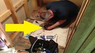 This Guy Found a Secret Safe Under His Dead Grandparents' Carpet  You Won't Believe What Was Inside