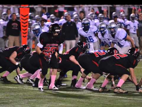 2012 Madison High School Varsity Football Season end video, Vienna, VA