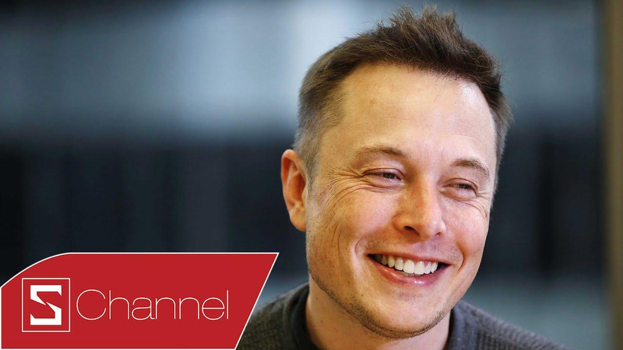 Schannel – Chuyện ít người biết về Elon Musk: Iron Man phiên bản đời thực