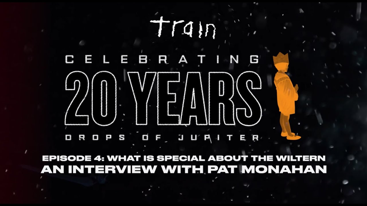 Celebrating 20 Years Of Drops of Jupiter - Episode 4: What Is Special About The Wiltern